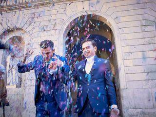 La boda de Juan y Jose