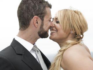 La boda de Luis y Amanda