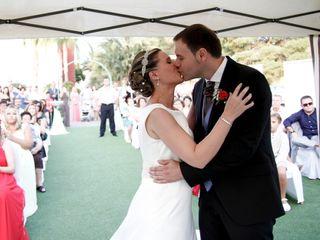 La boda de María José y Fernando 3