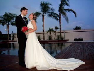 La boda de María José y Fernando