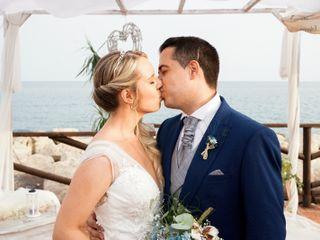 La boda de Laura y Julio