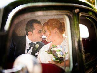 La boda de Chari y Mario