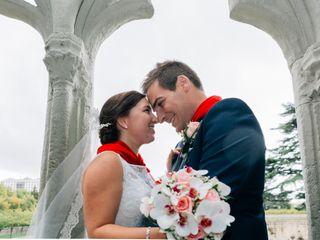 La boda de Monica y Aaron