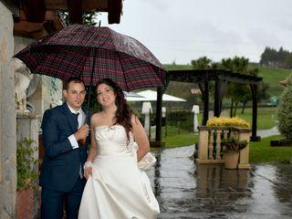 La boda de Garazi y Aitor