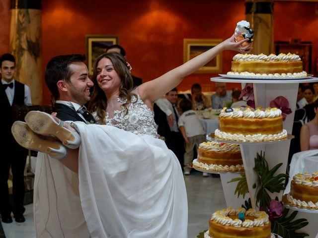 La boda de Elisa y Javi
