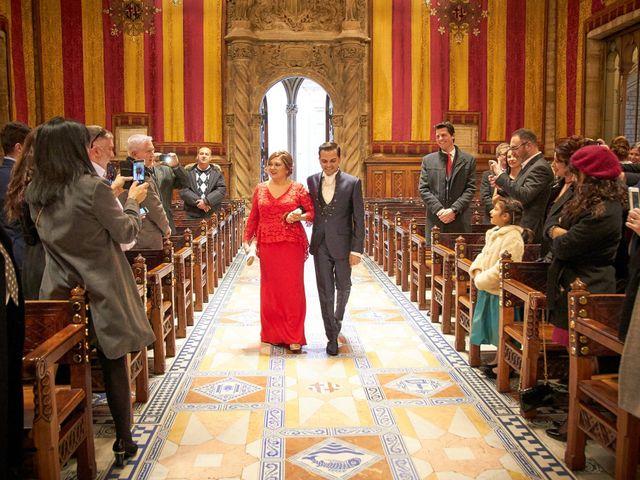 La boda de Jose y Juan en Barcelona, Barcelona 18