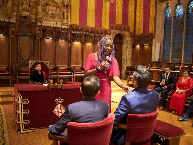La boda de Jose y Juan en Barcelona, Barcelona 21