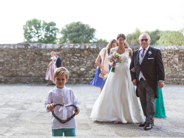 La boda de Rafael y Natalia en Santiago De Compostela, A Coruña 16