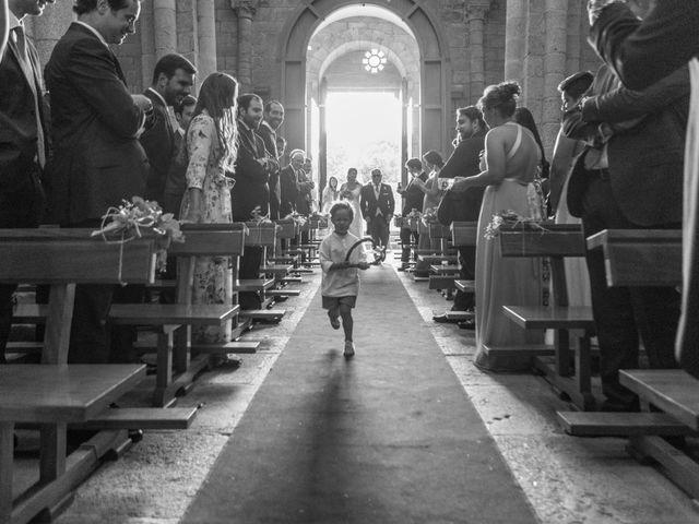 La boda de Rafael y Natalia en Santiago De Compostela, A Coruña 17