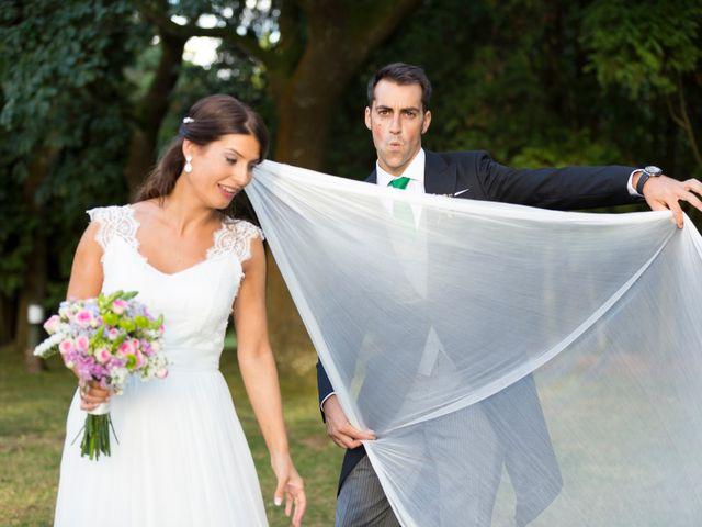 La boda de Rafael y Natalia en Santiago De Compostela, A Coruña 21