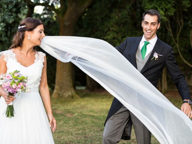 La boda de Natalia y Rafael