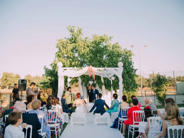 La boda de Carlos y Verónica en Pozoblanco, Córdoba 8