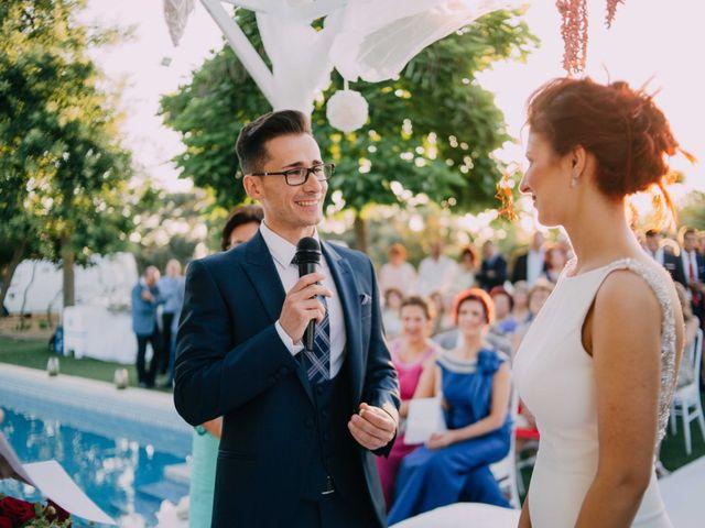 La boda de Carlos y Verónica en Pozoblanco, Córdoba 13