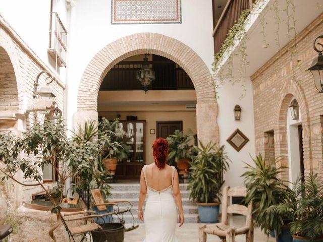 La boda de Carlos y Verónica en Pozoblanco, Córdoba 21