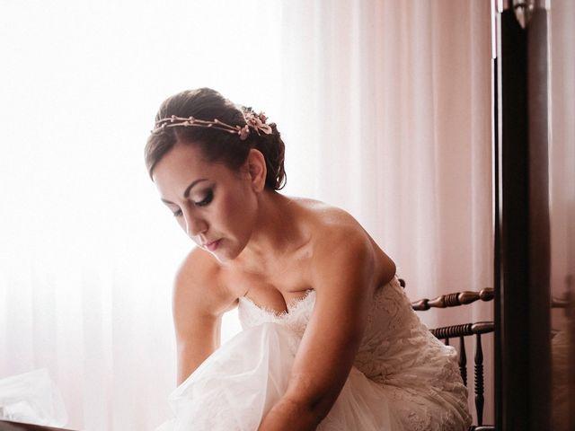 La boda de Rafa y Cristina en Ballesteros De Calatrava, Ciudad Real 37