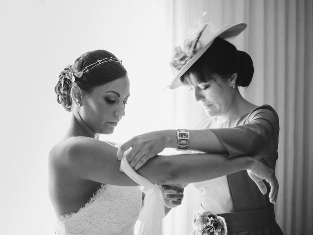 La boda de Rafa y Cristina en Ballesteros De Calatrava, Ciudad Real 39