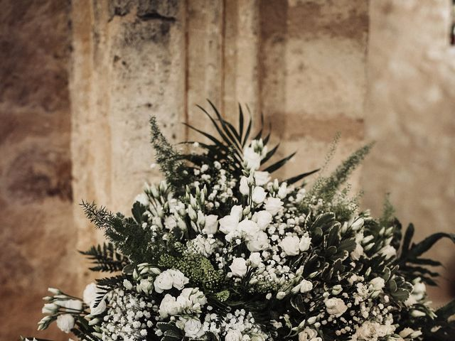 La boda de Rafa y Cristina en Ballesteros De Calatrava, Ciudad Real 45