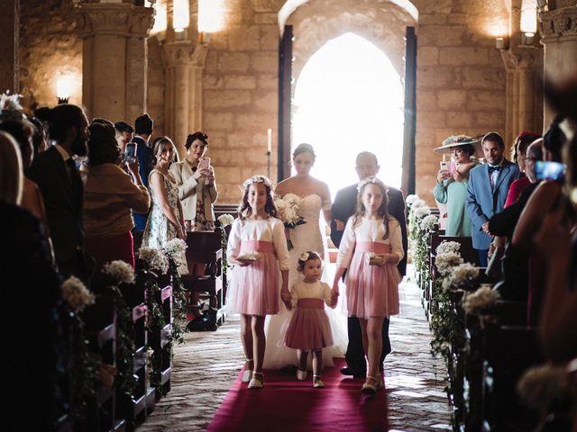 La boda de Rafa y Cristina en Ballesteros De Calatrava, Ciudad Real 50