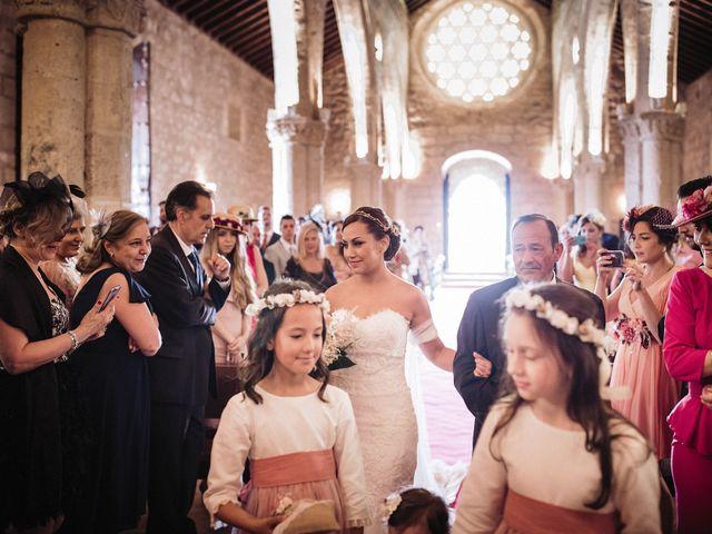 La boda de Rafa y Cristina en Ballesteros De Calatrava, Ciudad Real 51
