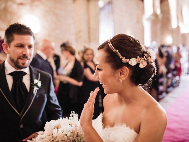La boda de Rafa y Cristina en Ballesteros De Calatrava, Ciudad Real 52