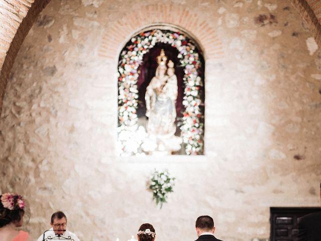 La boda de Rafa y Cristina en Ballesteros De Calatrava, Ciudad Real 53