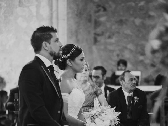 La boda de Rafa y Cristina en Ballesteros De Calatrava, Ciudad Real 54