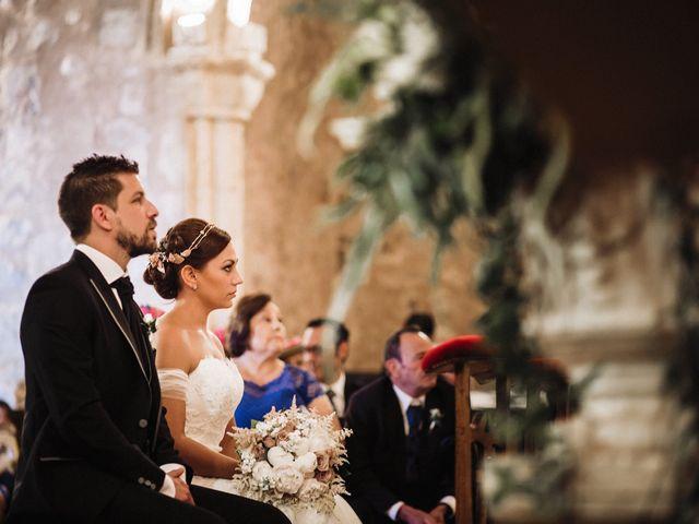 La boda de Rafa y Cristina en Ballesteros De Calatrava, Ciudad Real 55