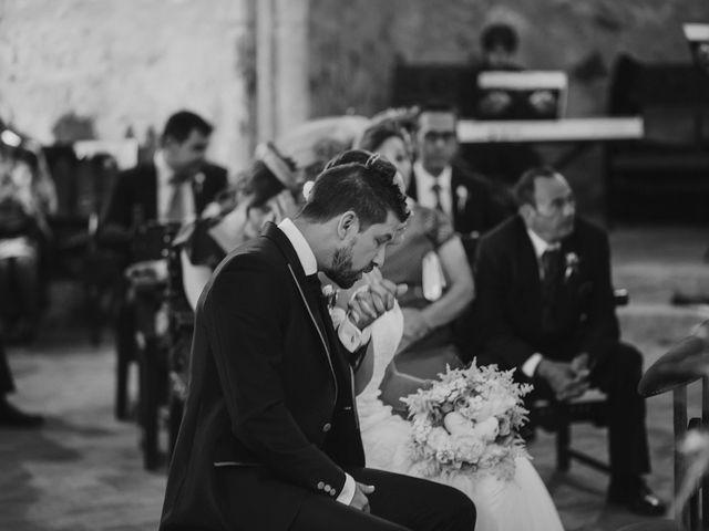 La boda de Rafa y Cristina en Ballesteros De Calatrava, Ciudad Real 56
