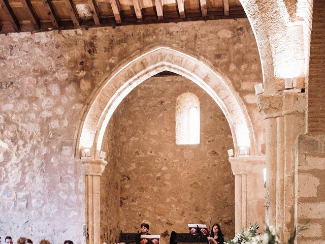 La boda de Rafa y Cristina en Ballesteros De Calatrava, Ciudad Real 57