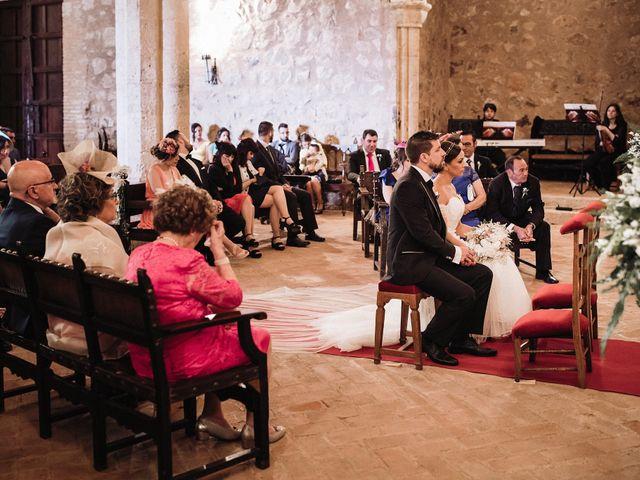 La boda de Rafa y Cristina en Ballesteros De Calatrava, Ciudad Real 58