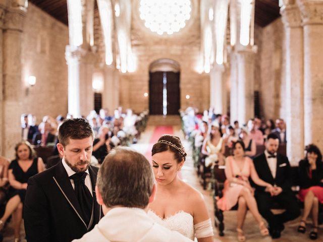 La boda de Rafa y Cristina en Ballesteros De Calatrava, Ciudad Real 59