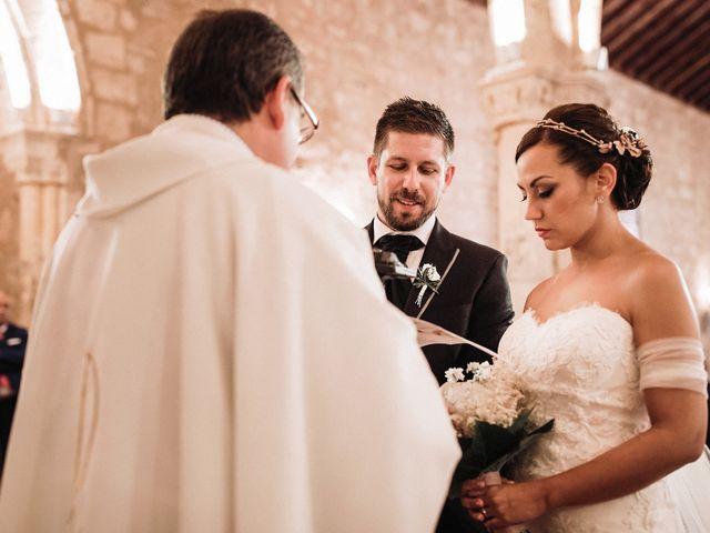 La boda de Rafa y Cristina en Ballesteros De Calatrava, Ciudad Real 60