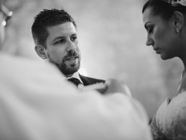 La boda de Rafa y Cristina en Ballesteros De Calatrava, Ciudad Real 61