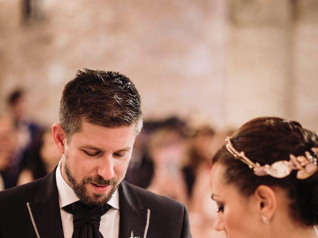 La boda de Rafa y Cristina en Ballesteros De Calatrava, Ciudad Real 63