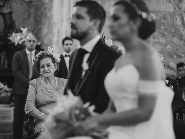 La boda de Rafa y Cristina en Ballesteros De Calatrava, Ciudad Real 65