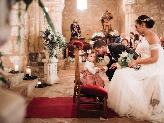La boda de Rafa y Cristina en Ballesteros De Calatrava, Ciudad Real 68