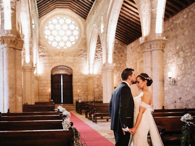 La boda de Rafa y Cristina en Ballesteros De Calatrava, Ciudad Real 69