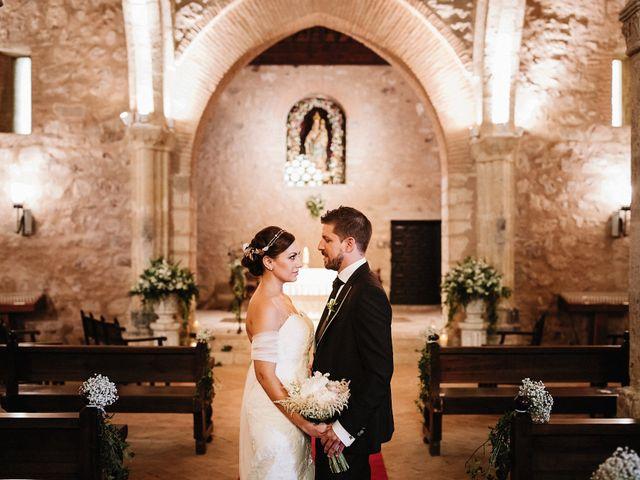 La boda de Rafa y Cristina en Ballesteros De Calatrava, Ciudad Real 70