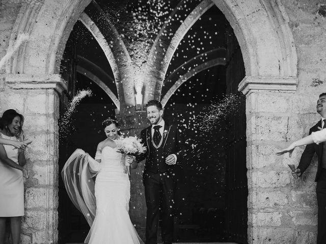 La boda de Rafa y Cristina en Ballesteros De Calatrava, Ciudad Real 71