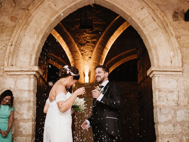 La boda de Rafa y Cristina en Ballesteros De Calatrava, Ciudad Real 73