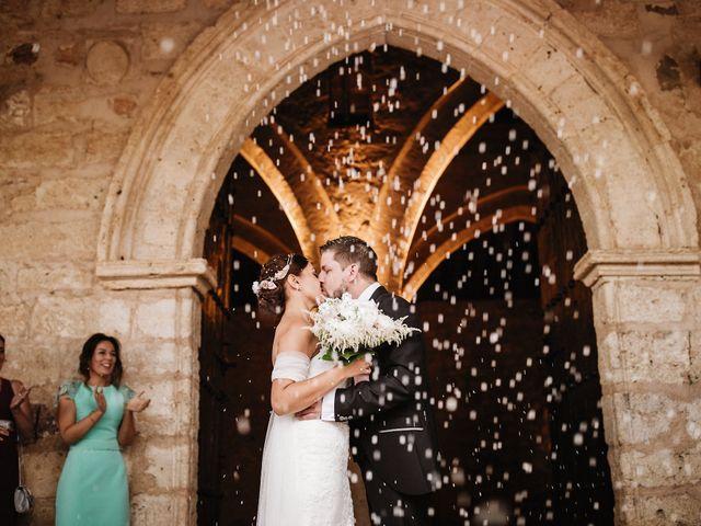 La boda de Rafa y Cristina en Ballesteros De Calatrava, Ciudad Real 74