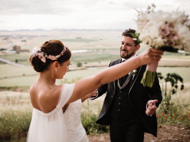 La boda de Rafa y Cristina en Ballesteros De Calatrava, Ciudad Real 79