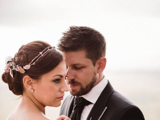 La boda de Rafa y Cristina en Ballesteros De Calatrava, Ciudad Real 81