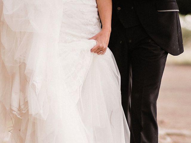 La boda de Rafa y Cristina en Ballesteros De Calatrava, Ciudad Real 84
