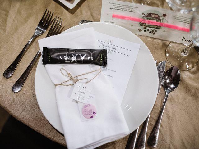La boda de Rafa y Cristina en Ballesteros De Calatrava, Ciudad Real 90