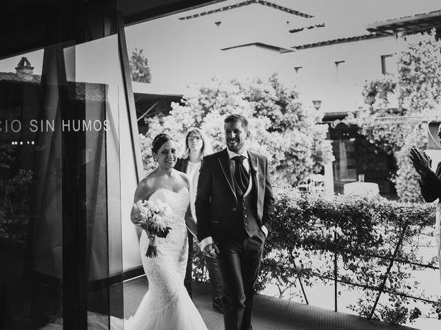 La boda de Rafa y Cristina en Ballesteros De Calatrava, Ciudad Real 93