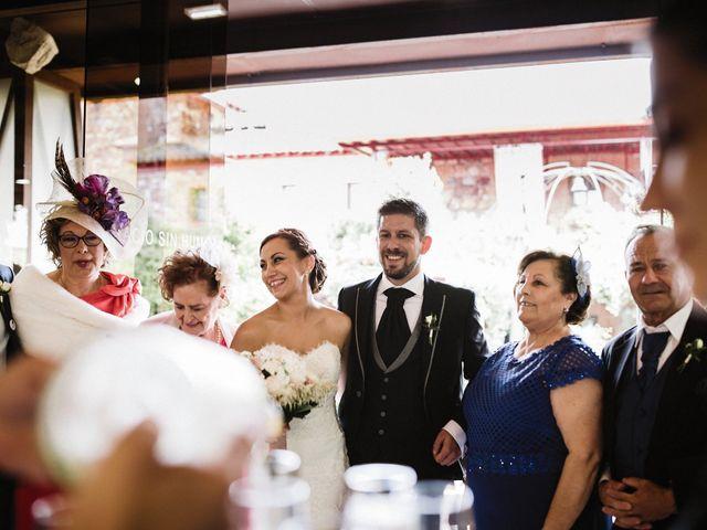 La boda de Rafa y Cristina en Ballesteros De Calatrava, Ciudad Real 95