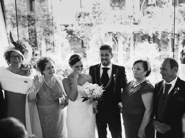 La boda de Rafa y Cristina en Ballesteros De Calatrava, Ciudad Real 96
