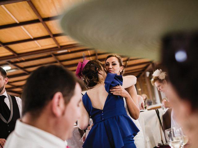 La boda de Rafa y Cristina en Ballesteros De Calatrava, Ciudad Real 99
