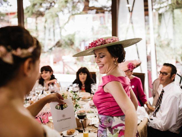 La boda de Rafa y Cristina en Ballesteros De Calatrava, Ciudad Real 100